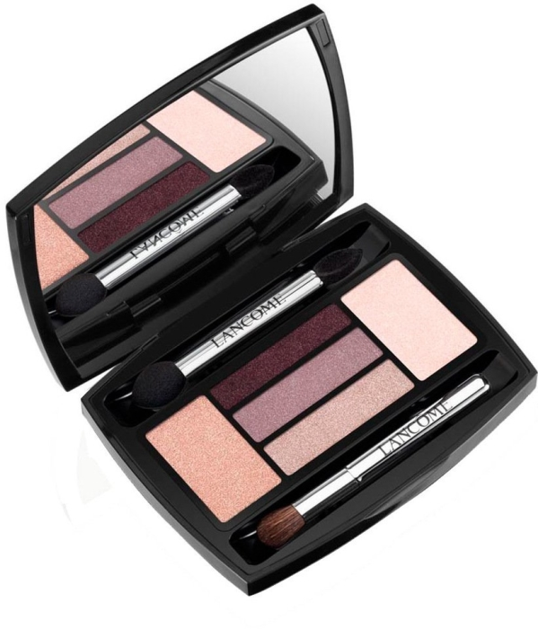 Lancome Hypnose Doll Eyes Palette N01 Rose du matin Eyeshadow Set 2.7gr