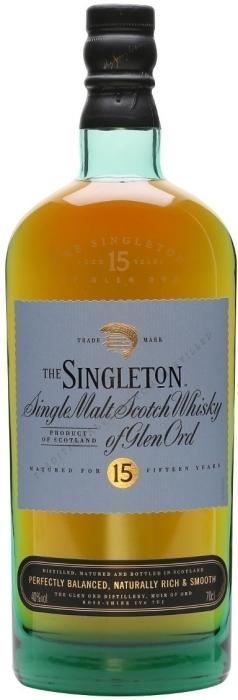 Singleton of Glen Ord 15 Years Old 1L
