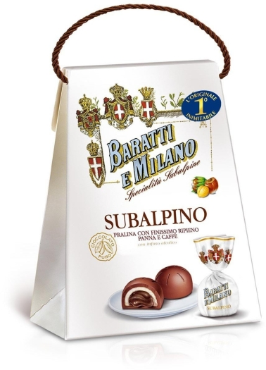 Baratti&Milano Subalpino Hazelnut Cream Coffee 150g