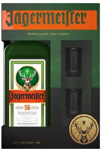 Jagermeister Jägermeister 35% Partypack