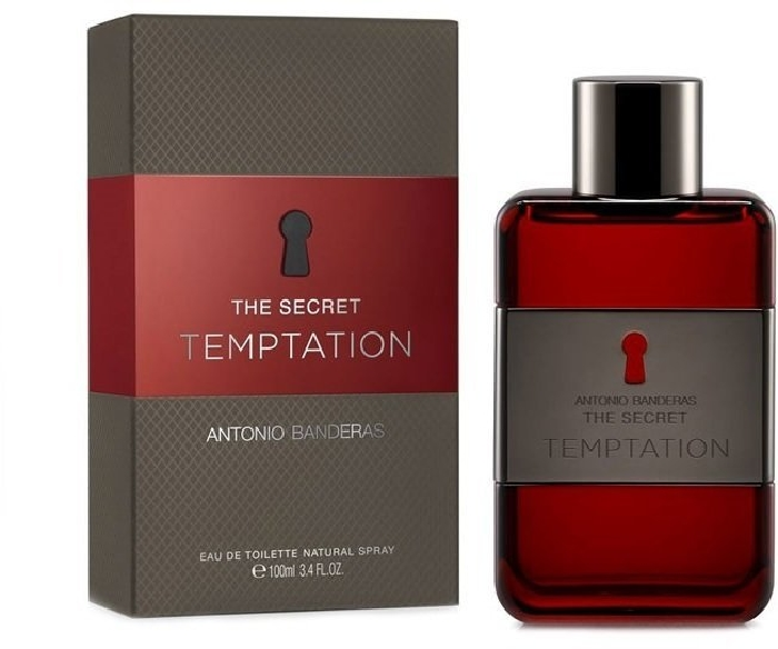 Antonio Banderas The Secret Temptation EdT 100ml