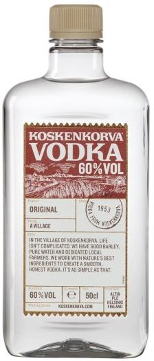 Koskenkorva Vodka 0.5L