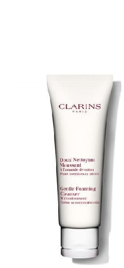Clarins Face Pick&Love Gentle Foaming Cleanser with Cottonseed 50ml
