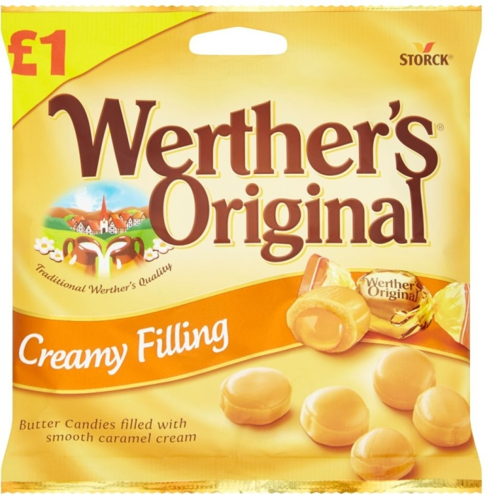 Werther's Original Creamy Filling 180g