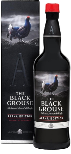 The Black Grouse Alpha Edition 40% 0.7L