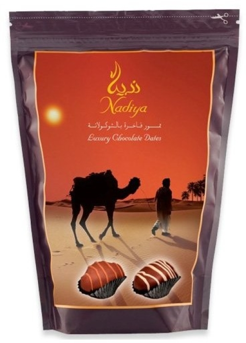 Nadiya Dates Mix Chocolate Dates Multipack 180g