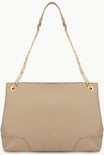 Liu Jo Shopping beige bag
