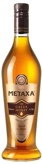 Metaxa Greek Honey 33% 0.7L
