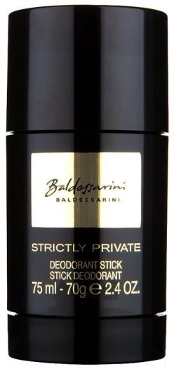 Baldessarini Strictly Private Deodorant Stick 75g