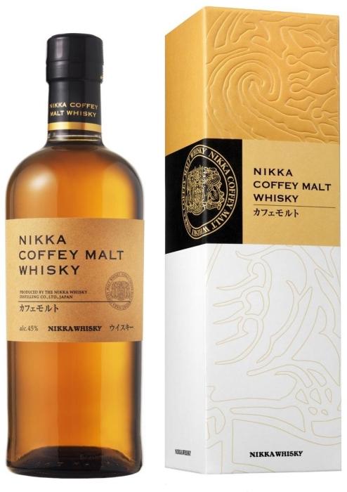 Nikka Coffey Malt Whiskey 45% 0.7L