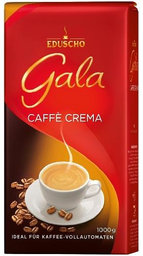 Eduscho Gala Caffe Crema Bean 1kg