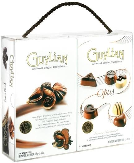 Guylian Quattro Mix Gift Box 389g
