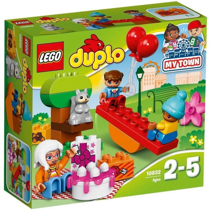 LEGO System AS, line Duplo, birthday party