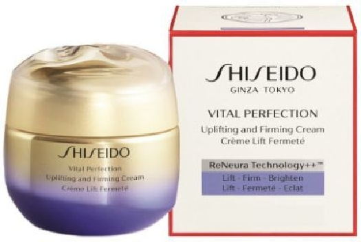 Shiseido Vital Perfection Uplifting and Firming Enriched 10114940301 50ML
