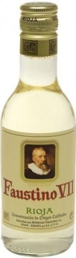 Faustino VII Dry White 11,5% 0.187L