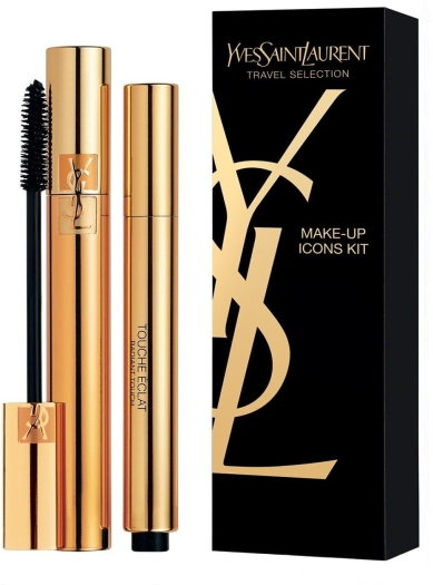 Yves Saint Laurent Make-Up Icons Kit 2.5ml+8ml