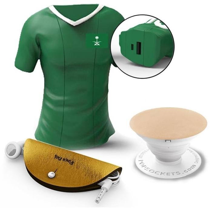 Moji Power T-Shirt Powerbank 2600 MAH KS