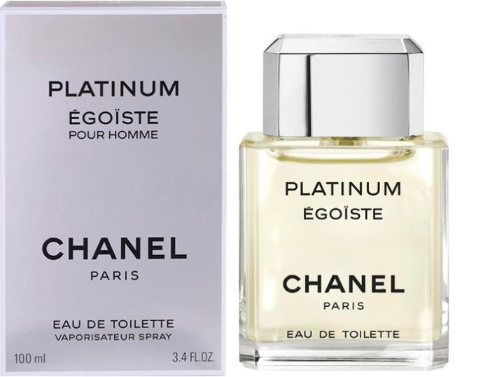 Chanel Egoiste Platinum 100ml