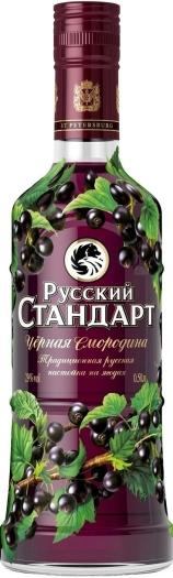 Russian Standard Blackcurant 29% 0.5L