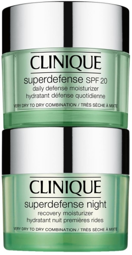Clinique Super Defense Skin Care Set 2x50ml