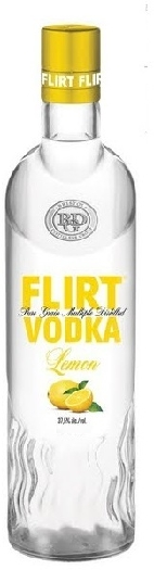 Flirt Vodka Lemon 37,5% 1L