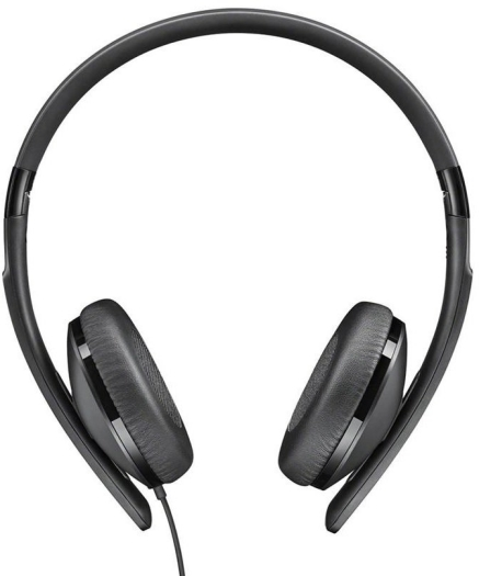 Sennheiser On Ear HD2.20S Black