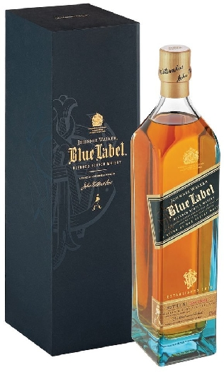 Johnnie Walker Blue Label Whisky 1L