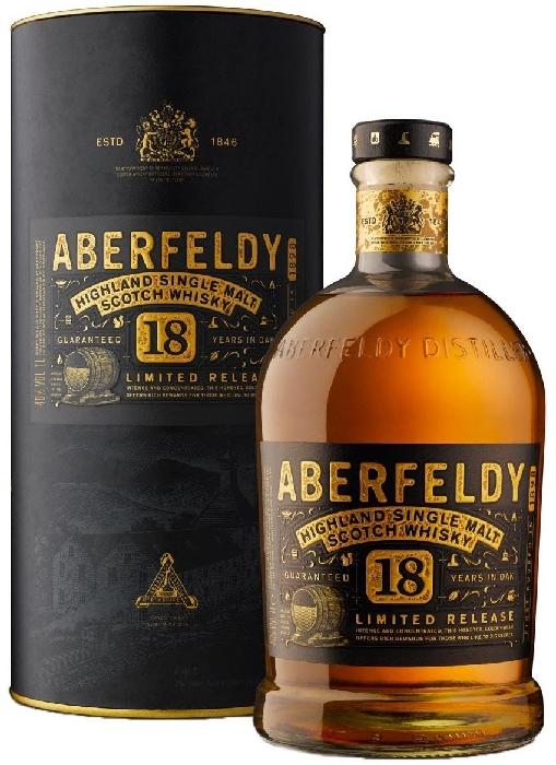 Aberfeldy 18 YO 40% 1L