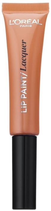 L'Oreal Paris Infaillible Paint Lipstick Lacquer N101 Gone with the Nude 8ml