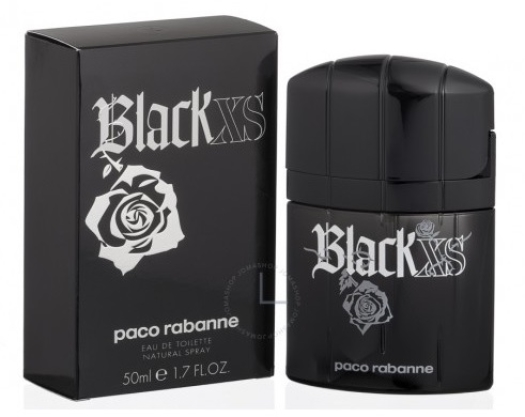 Paco Rabanne Black XS Homme EdT 50ml