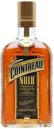 Liqueur Cointreau Noir 40% 1L