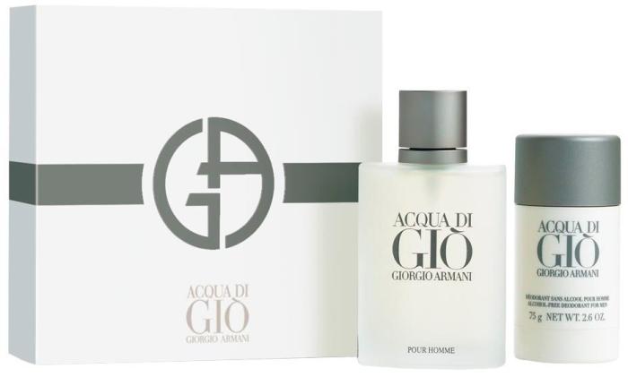 Armani Acqua di Gio pour Homme Set EdT 175ml