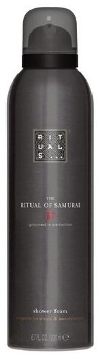 Rituals Samurai Foaming Shower Gel 200 ML