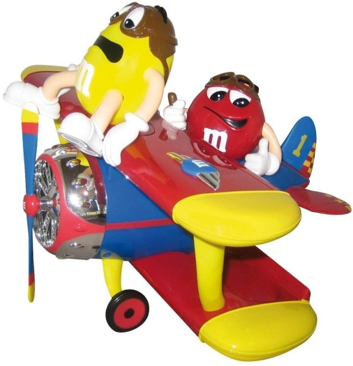 M&M's Airplane 40g