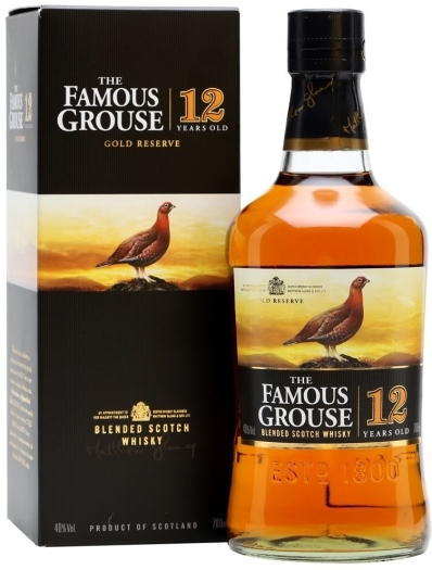 Famous Grouse Gold Reserve 40% 1L