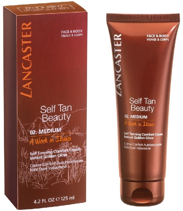 Lancaster Self Tanning Rich Balm for Face and Body 125ml