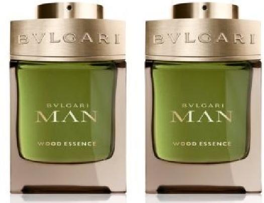 Bvlgari Man Wood Essence EdP for men Set (2х60ml) 40081 120ml