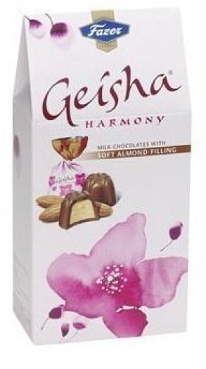 Fazer Geisha Harmony Almond 145g