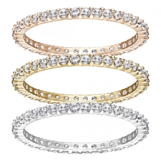 Swarovski set of rings 5184653