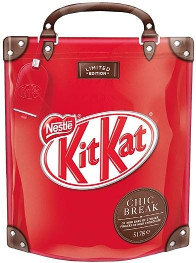 KitKat Travel Bag Break