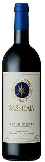 Sassicaia Tenuta San Guido 2016 Bolgheri, red dry wine 14% 0.75L
