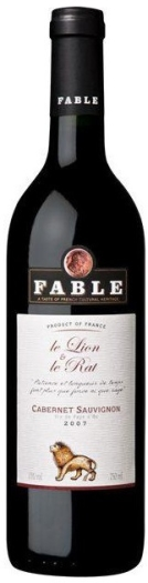 Fable Cabernet Sauvignon Rouge 0.75L