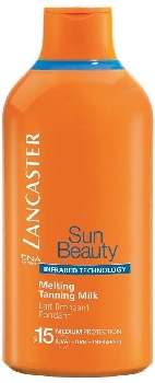 Lancaster Sun Beauty Silky Milk 400ml
