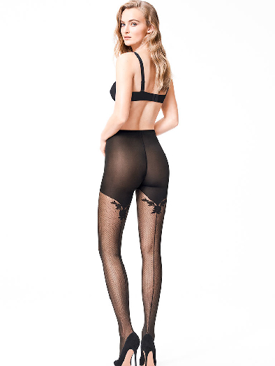 Wolford Helena Tights XS