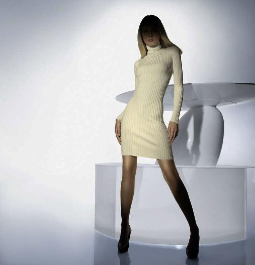 Wolford Merino Rib Dress XS