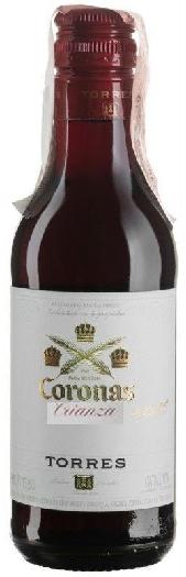 Torres Coronas, Crianza, DO, Catalunya, Wine dry, red 13,5% 0.187L