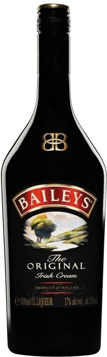 Baileys Irish Cream New 1L