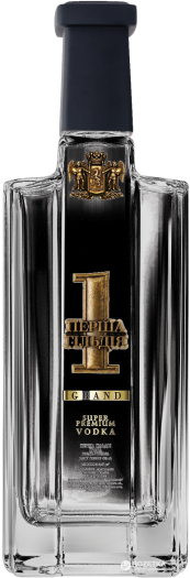 First Guild Grand Premium Ukrainian vodka 0.7L