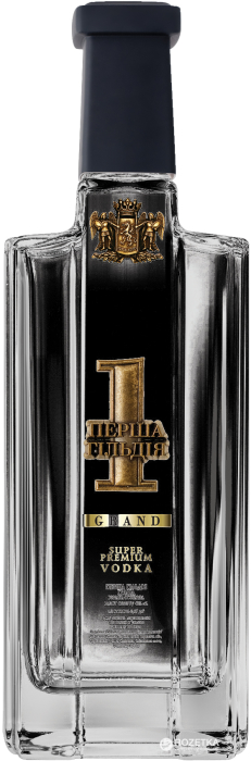 First Guild Grand Premium Ukrainian vodka 0.7L