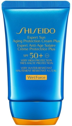 Shiseido Expert Sun Aging Protection Cream SPF 50+ 50ml